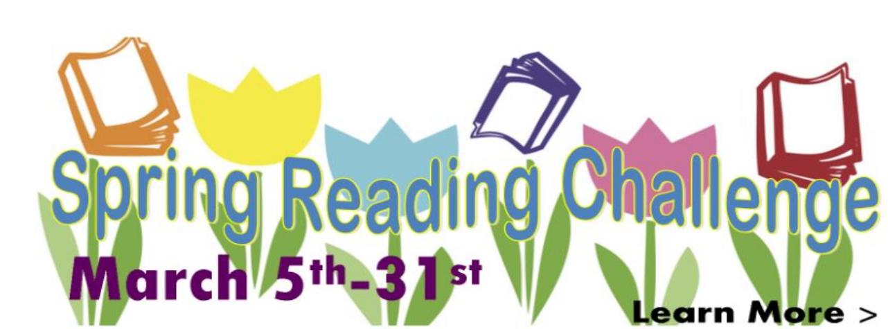 Spring-Reading-Challenge-Slider