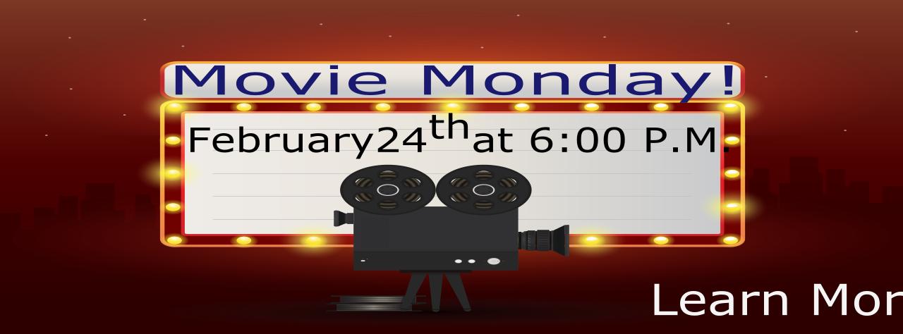 MovieMondayFeb2020