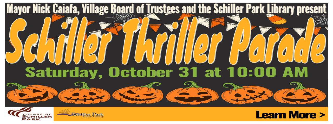 Schiller-Thriller-Parade-Slider